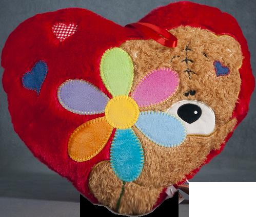Perna ursulet cu floare