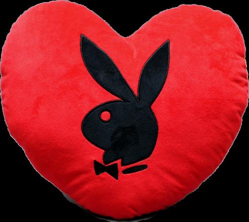 Inima love iepure rosu