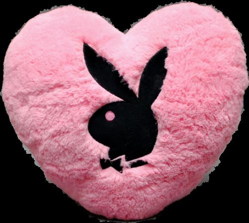 Inima love iepure roz