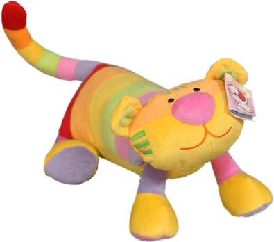 Tigru colorat