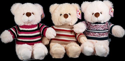 Ursul in pulover