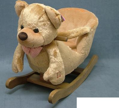 Scaun balansoar ursulet
