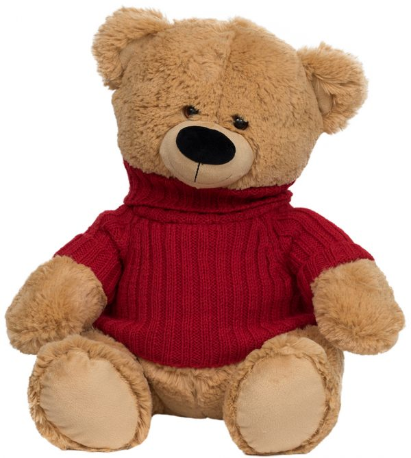 Ursul Teri in pulover