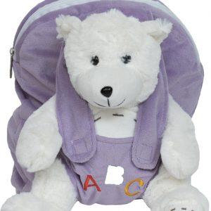 Ursulet in rucsac